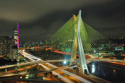 Toronto To Sao Paulo Brazil 628 Roundtrip Including Taxes