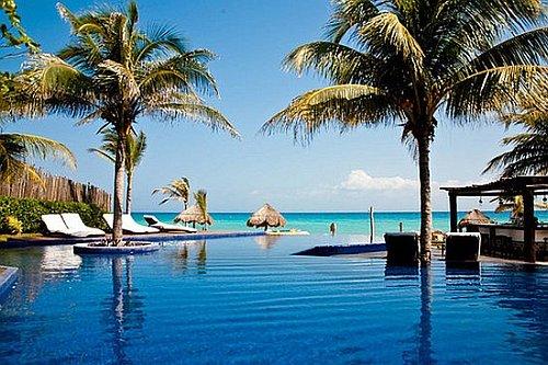 Le Reve Hotel and Spa in Playa del Carmen, Mexico